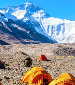 Top 3 Base Camp Trek in Nepal