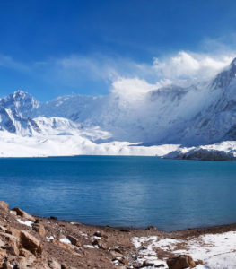 Trek to Tilicho Lake