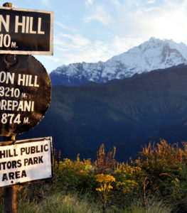Ghorepani Poon Hill – A trekking Destination